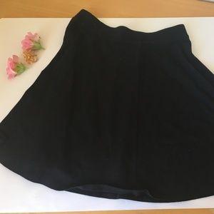 Black Skate Skirt